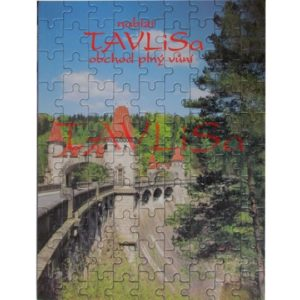 Puzzle Tešnovská přehraha 90 dílků obrázek 1